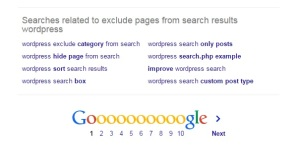 A Better Way to Exclude Pages from Search Results